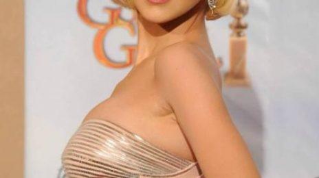Hot Shots: Christina Aguilera At The 'Golden Globes'