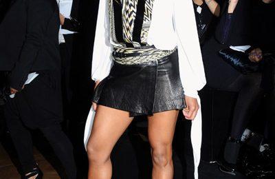 Hot Shots: Ciara At Givenchy Fashion Show