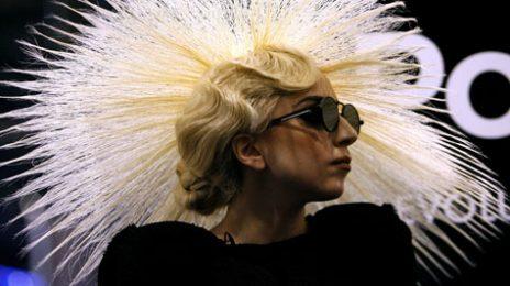 Hot Shots: Lady GaGa In Vegas