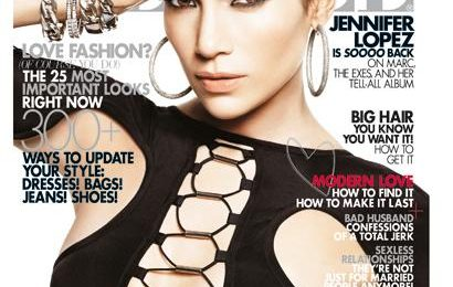 Hot Shots: Jennifer Lopez In ELLE