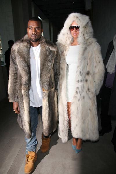 kanye amber vuitton 4 Hot Shots: Kanye West In Paris