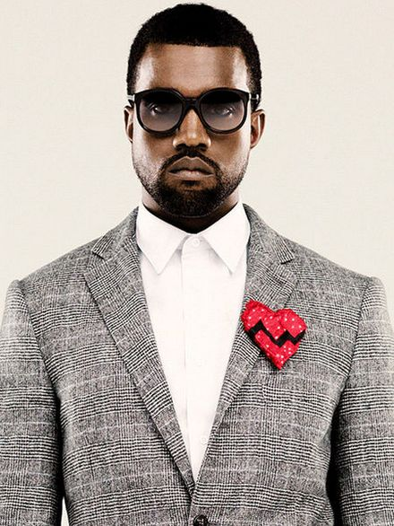 kanye west 808 heartbreak album promo photo 1 Kanye West Starts Work On New Album