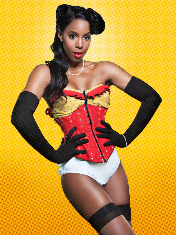 kelly1 Kelly Rowland Alter Ego Shoot / New Promo Pics (Hot!)