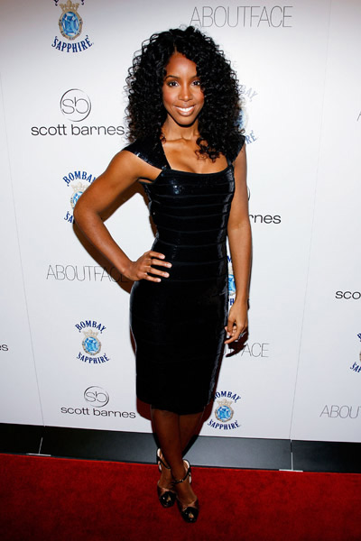 kellyrowland1 Hot Shots: Kelly Rowland At 'About Face' Book Launch
