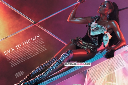 normal NEWCiara 1 Hot Shots: Ciara Does LOfficiel Magazine