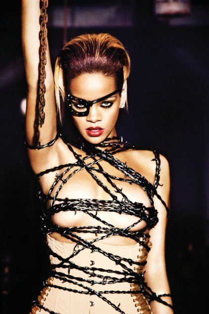 rihanna rated r Guetta Previews New Rihanna Track