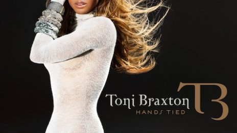 Toni Braxton Gets Her 'Hands Tied' On 'The Today Show'