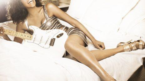 New Whitney Houston Tour Promo Pic / International Single Confirmed