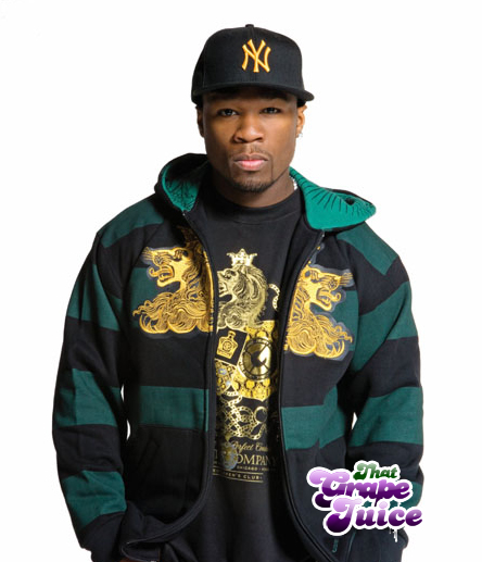 50 cent comp That Grape Juice To Interview 50 Cent