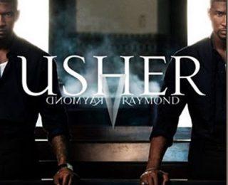 Usher's Official 'Raymond Vs,. Raymond' Tracklisting