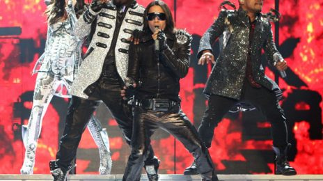 Hot Shots: Black Eyed Peas Kick Off Tour In Atlanta