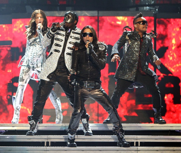 BEP 1 Hot Shots: Black Eyed Peas Kick Off Tour In Atlanta