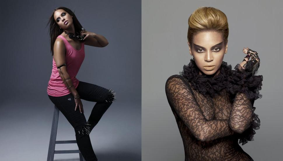 alicia teof Alicia Keys And Beyonce To Shoot Video In Brazil