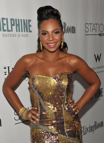 ashanti b Hot Shots: Ashanti At Delphine Launch
