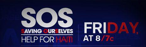 BET SOS Saving Our Selves (Help For Haiti) Performances