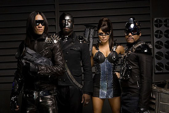 black eyed peas imma New Video: Black Eyed Peas   Imma Be Rocking That Body