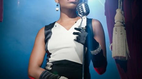 Fantasia Appears On BET's '106 & Park'