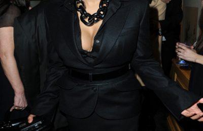 Hot Shots: Janet At Pre-BAFTA Party