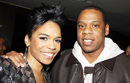 jay z michelle 2 Hot Shots: Michelle Williams At Chicago After Party