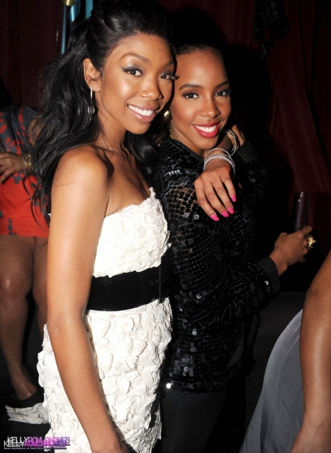 Brandy Norwood and Kelly Rowland Land New Shows