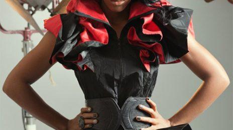 Kelly Rowland Hits Studio With Danja
