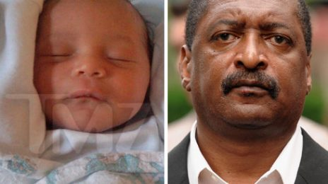 First Photo Of Mathew Knowles' Alleged Baby Son