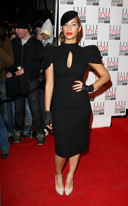 leona elle 2 Hot Shots: Leona Lewis At Elle Style Awards