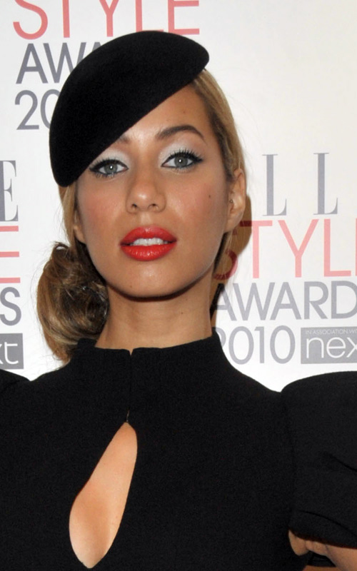 leona elle 3 Hot Shots: Leona Lewis At Elle Style Awards