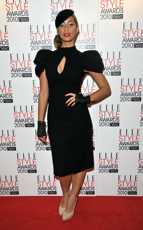 leona elle Hot Shots: Leona Lewis At Elle Style Awards