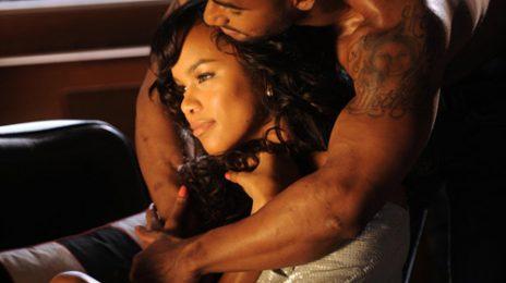Hot Shot: LeToya On Set Of 'Good To Me' Video