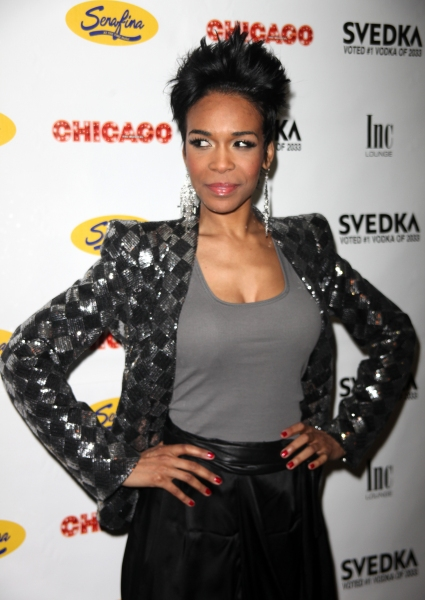 michelle 4 Hot Shots: Michelle Williams At Chicago After Party