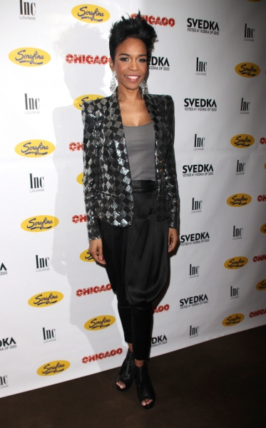 michelle 8 Hot Shots: Michelle Williams At Chicago After Party