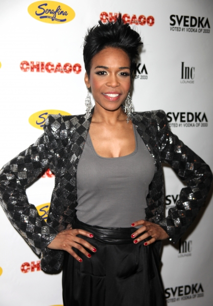 michelle main1 Hot Shots: Michelle Williams At Chicago After Party