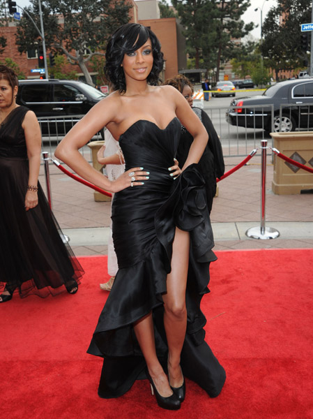 naacp keri Hot Shots: NAACP Awards Red Carpet