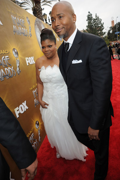 naacp12 Hot Shots: NAACP Awards Red Carpet