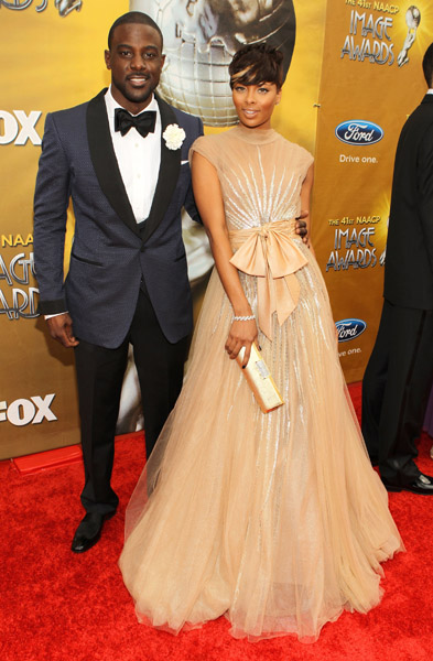 naacp13 Hot Shots: NAACP Awards Red Carpet
