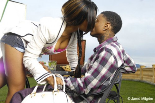 sponsor vid 41 e1267037507591 Hot Shots: Teairra Mari & Soulja Boy Steam It Up In Sponsor Video