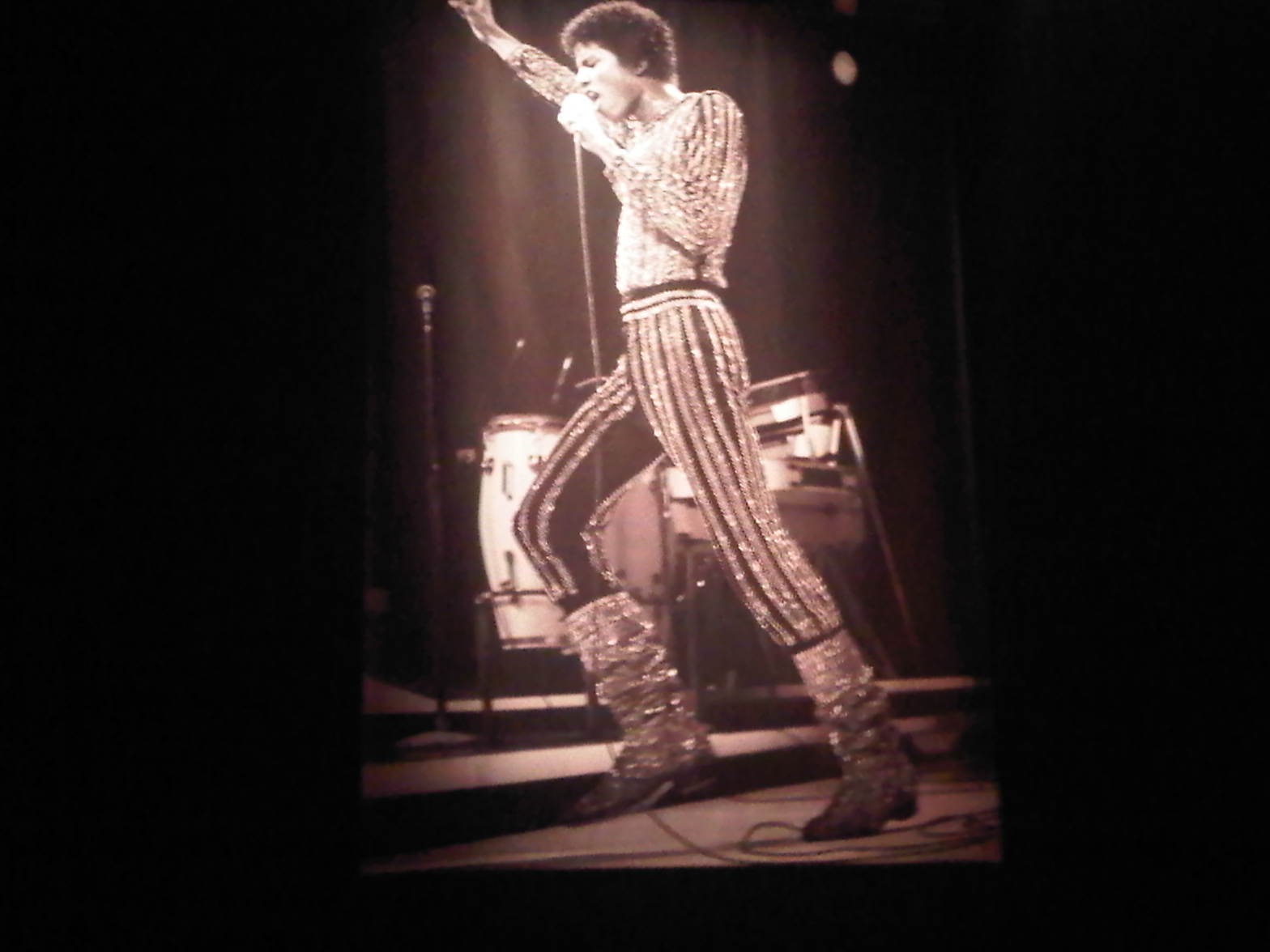 IMG00024 20100227 1712 Review: The Official Michael Jackson Exhibition / London
