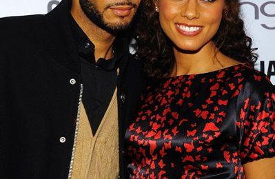 Hot Shots: Alicia Keys & Swizz Beats Go Public With Relationship