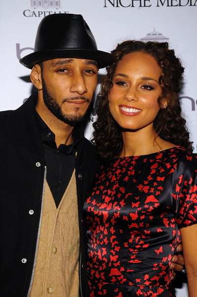 alicia 3a Hot Shots: Alicia Keys & Swizz Beats Go Public With Relationship