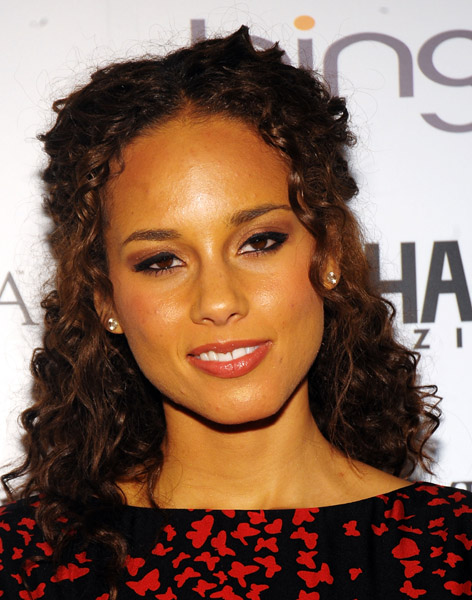alicia 5a Hot Shots: Alicia Keys & Swizz Beats Go Public With Relationship