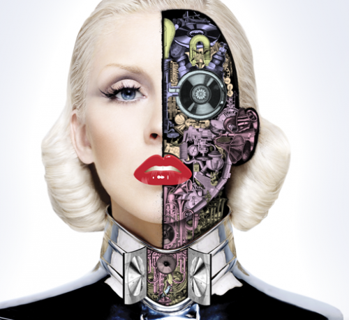 christina header e1272290030408 New Songs: Christina Aguilera Bionic Snippets