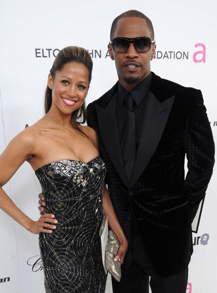 jamie foxx stacy dash Stacy Dash Dishes On Dating Jamie Foxx