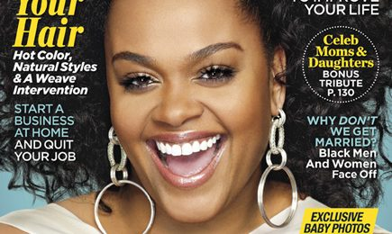 Hot Shot: Jill Scott On The Cover Of 'Essence'