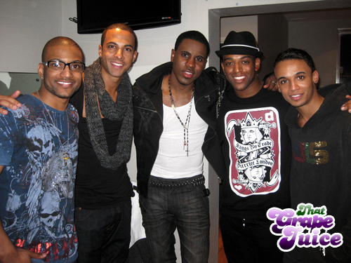jls derulo Hot Shot: Jason Derulo Meets JLS