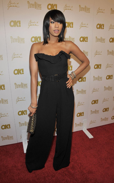 ka Hot Shots: Keri Hilson At Pre Oscar Party