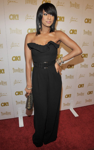 kb Hot Shots: Keri Hilson At Pre Oscar Party