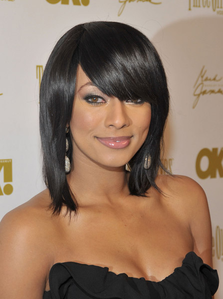 kc Hot Shots: Keri Hilson At Pre Oscar Party