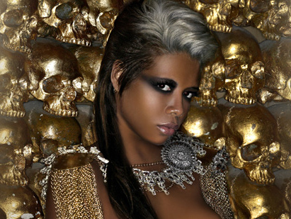 kelis 1 Kelis Talks About Noticeable Influence On Lady GaGa & Rihanna