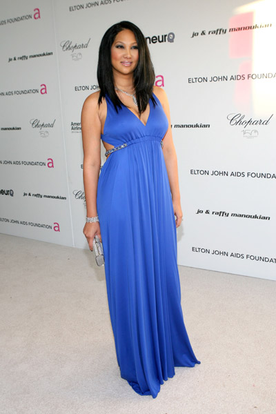 kimora oscar Hot Shots: Stars At Elton John Oscar After Party